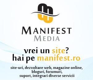 Manifest Media - Creare Site-uri Web, Dezvoltare aplicatii, Magazine Online