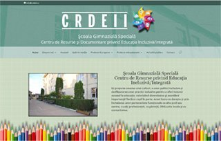 Exemple creare site web prezentare
