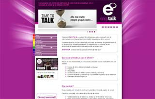 Exemplu website Manifest Media - EasyTalk